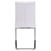 Anjou Dining Chair - White - ZM-100121