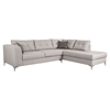 Memphis Sectional - Smoke - ZM-100176