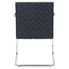 Quilt Dining Chair - Black - ZM-100189