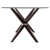 Victory Dining Table - Dark Walnut - ZM-100199