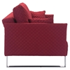 Pax Sleeper - Quilted Red - ZM-100211