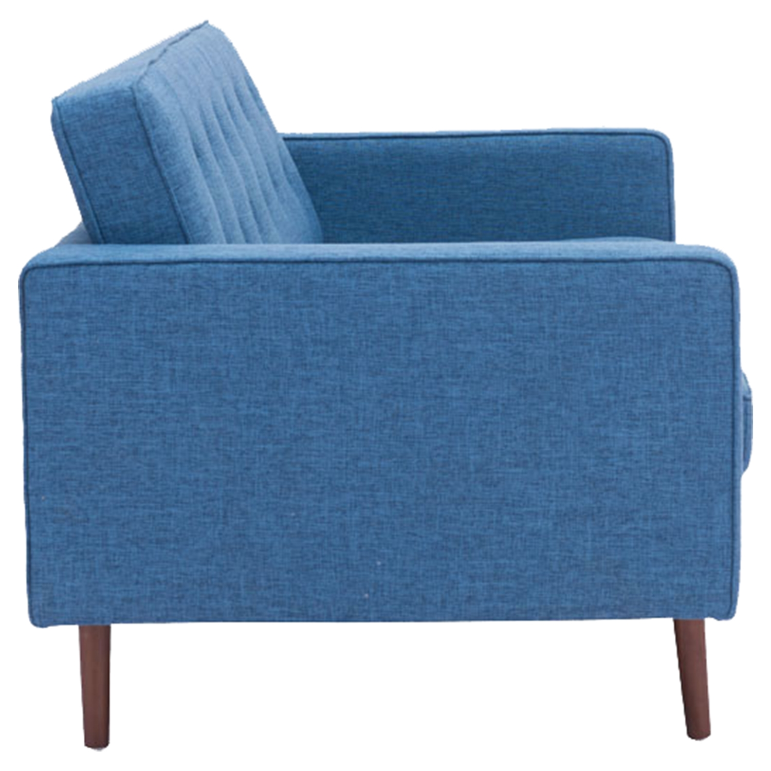 Puget Sofa - Tufted, Blue - ZM-100220