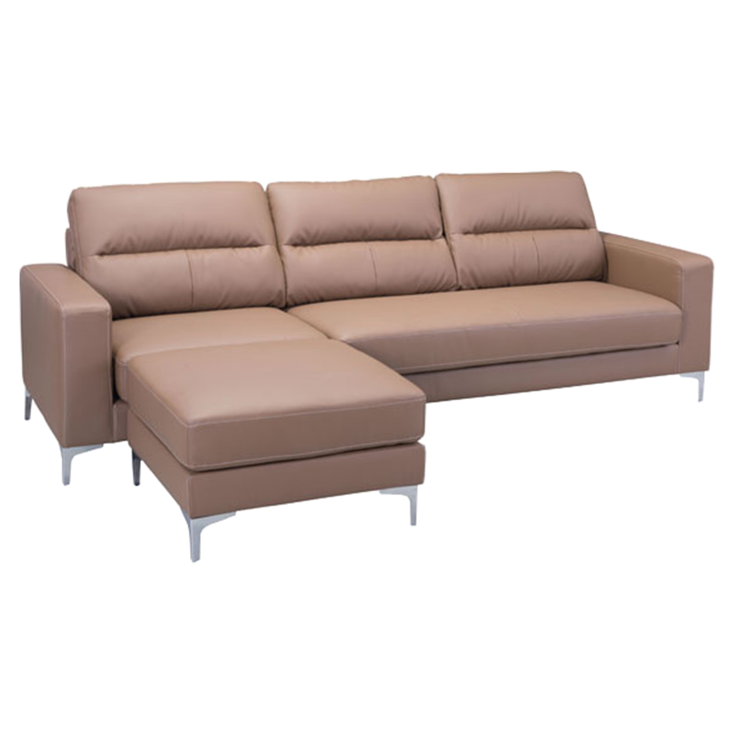 Versa Sectional - Brown - ZM-100231