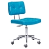Series Tufted Office Chair - Blue - ZM-100238