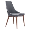 Moor Dining Chair - Dark Gray - ZM-100278