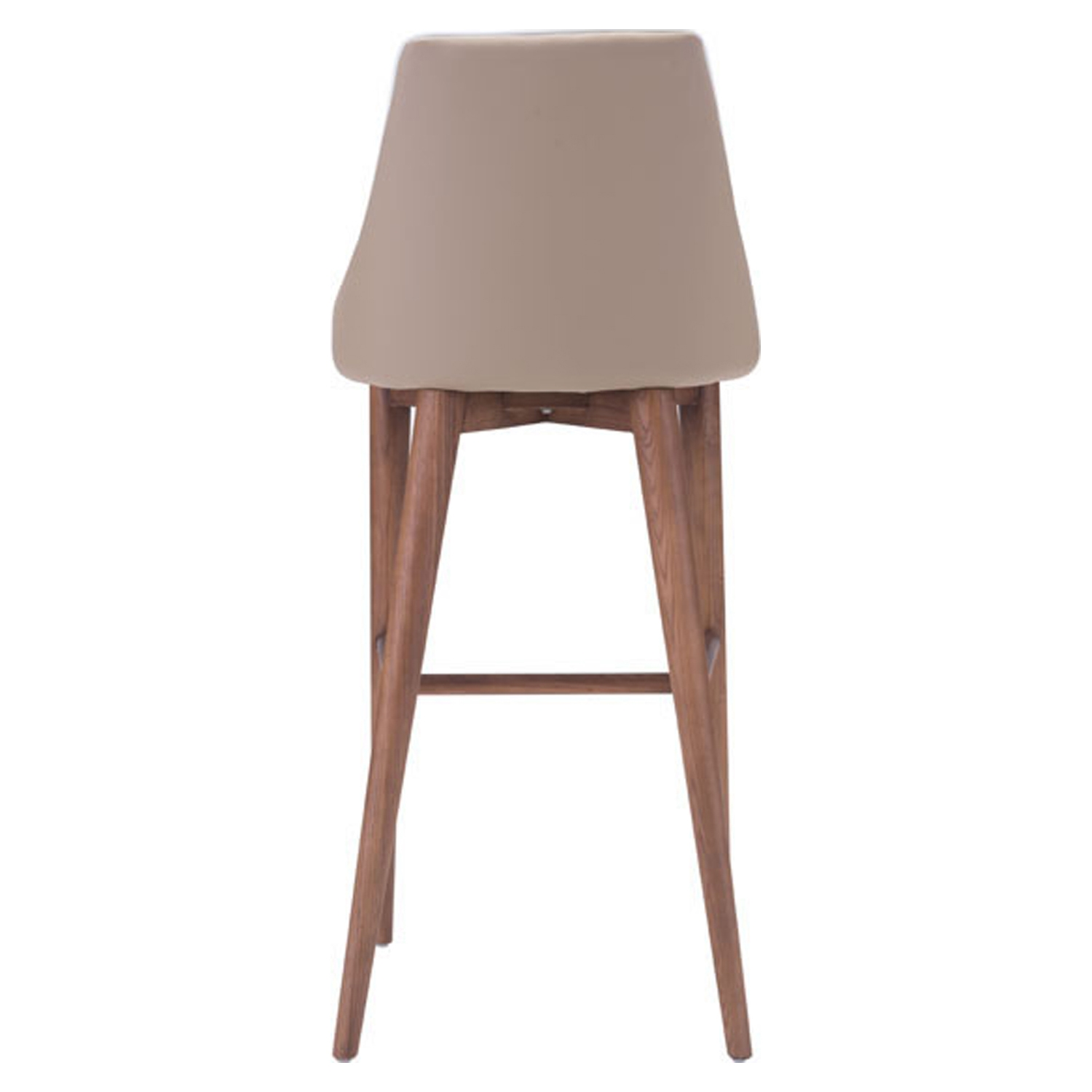 Moor Bar Chair - Beige - ZM-100281