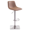 Cougar Bar Chair - Adjustable, Taupe - ZM-100314