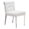 Aris Dining Chair - White - ZM-100329