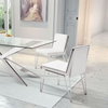 Kylo Dining Chair - White - ZM-100334