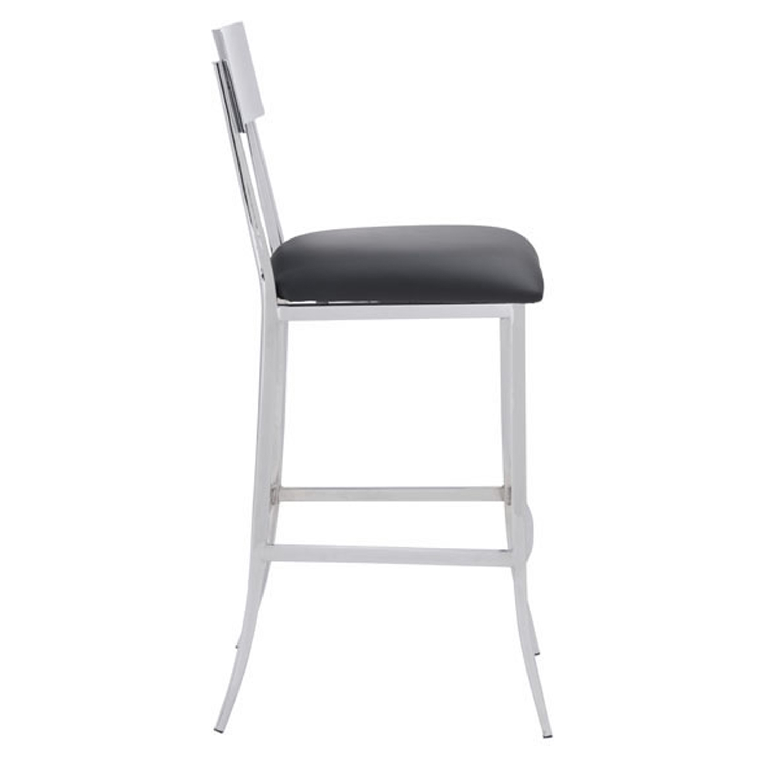 Mach Bar Chair - Black - ZM-100355
