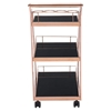 Acropolis Serving Cart - Rose Gold - ZM-100368
