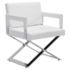 Yes Dining Chair - White - ZM-100383