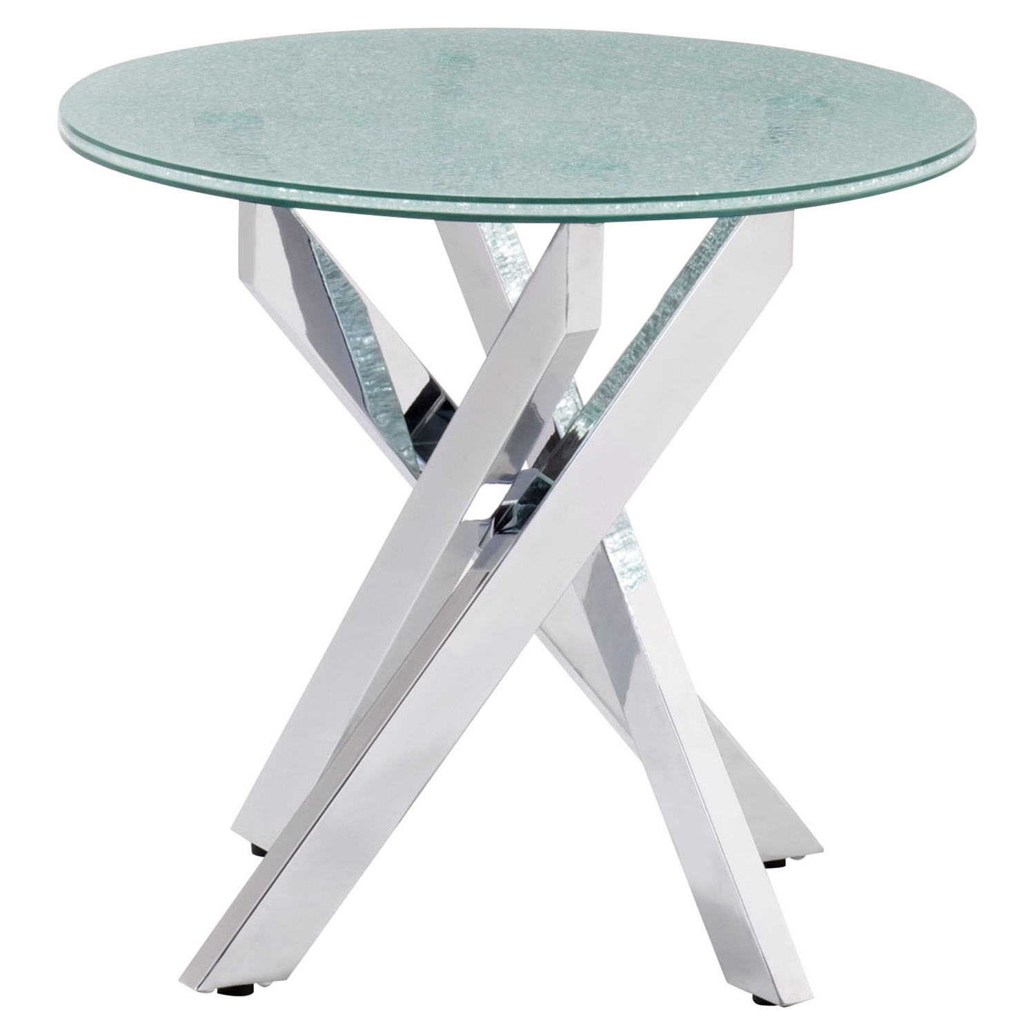 Stance Side Table - Crackled - ZM-102143