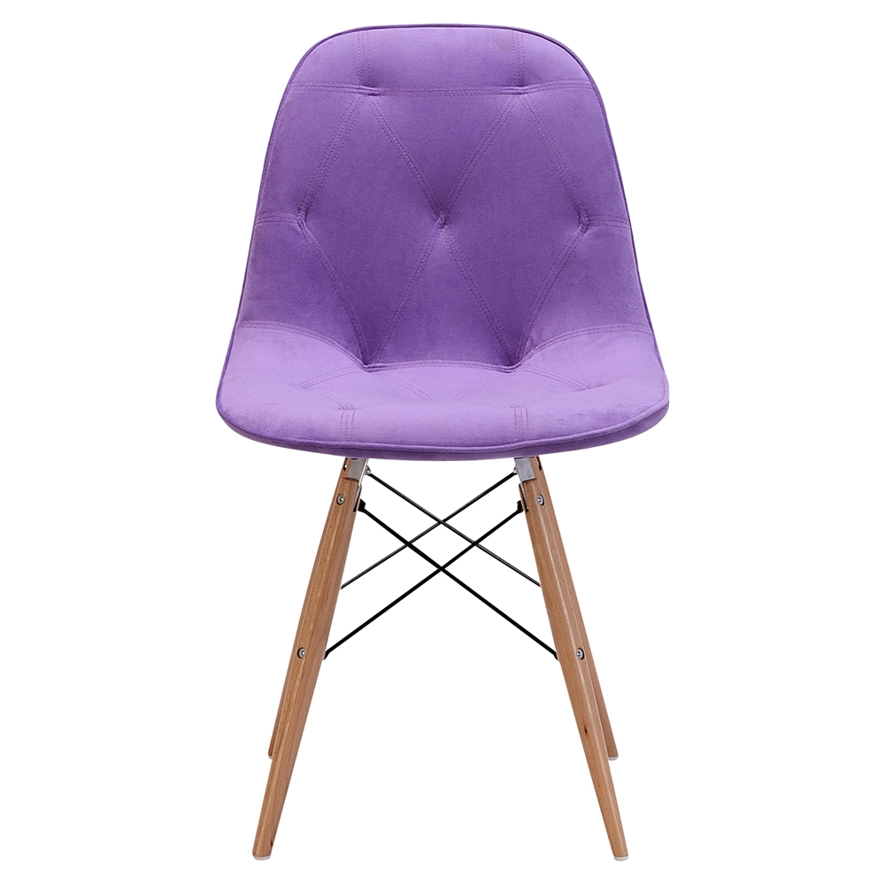 Probability Dining Chair Purple Dcg Stores