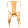 Elio Gold Dining Chair - ZM-108060