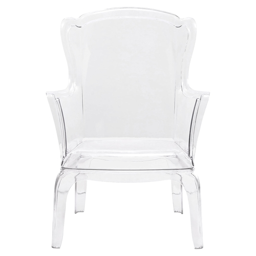 Vision Transparent Chair Dcg Stores