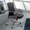 Director Pro Office Chair - Chrome Steel, Black - ZM-205324