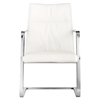 Dean Conference Chair - White - ZM-206141