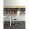 Lion High Back Office Chair - White - ZM-206161