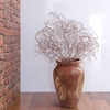 Meso Vase - Natural and Antique Gold - ZM-21004