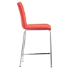 Uppsala Counter Chair - Tangerine - ZM-300337