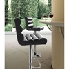 Nitro Bar Chair - Adjustable, Black - ZM-301377