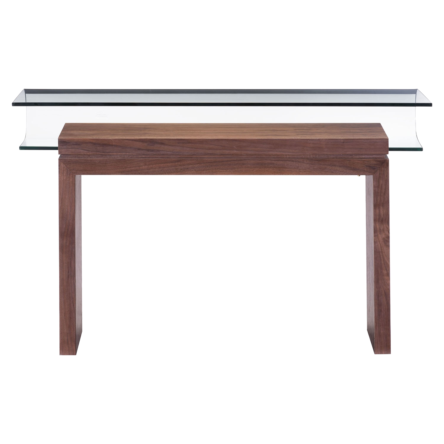 Mystic Walnut Console Table - ZM-404064