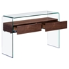 Shaman Walnut Console Table - ZM-404067