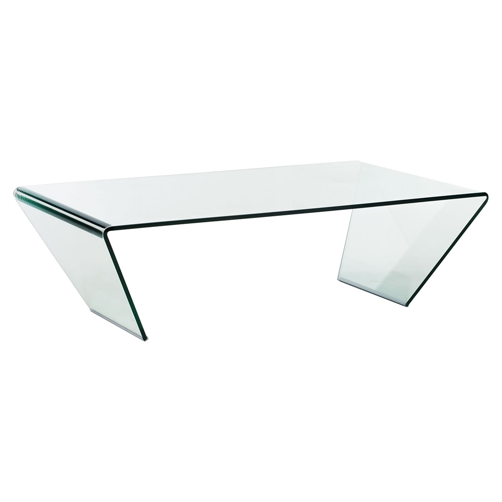 Migration clear coffee table dcg stores Clear coffee table