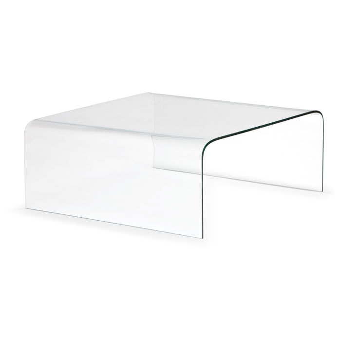 Sojourn Glass Coffee Table