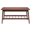 Aventura Walnut Coffee Table - ZM-404225