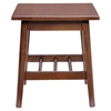 Aventura Walnut Side Table - ZM-404226
