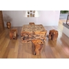 Erosion Coffee Table - Natural - ZM-404228