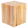 Cave Stool - Natural - ZM-404230