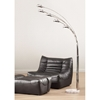 Cosmic Chrome Floor Lamp - ZM-50014
