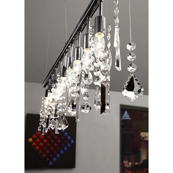 Shooting Stars Ceiling Lamp - ZM-50029