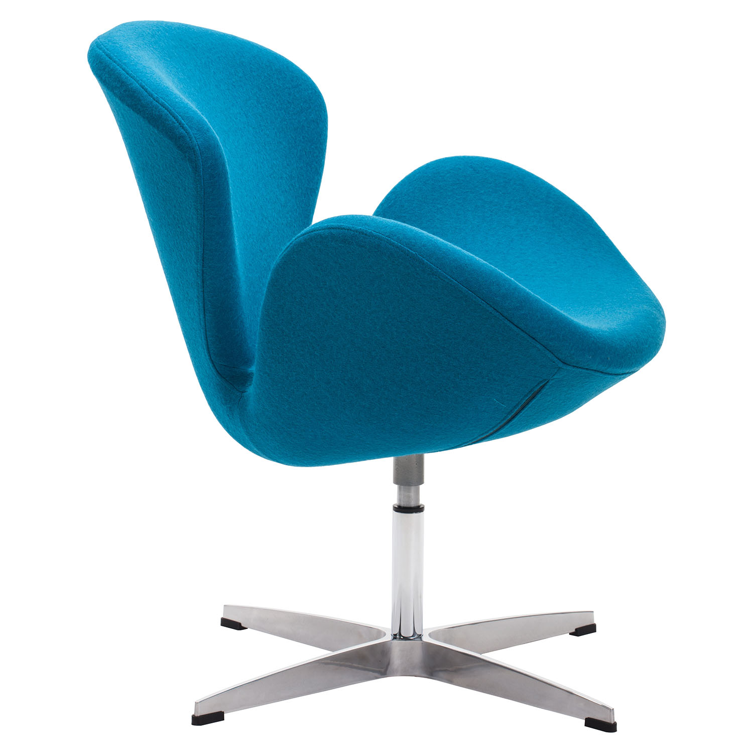 Pori Arm Chair - Island Blue - ZM-500311