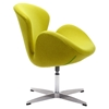 Pori Arm Chair - Pistachio Green - ZM-500312