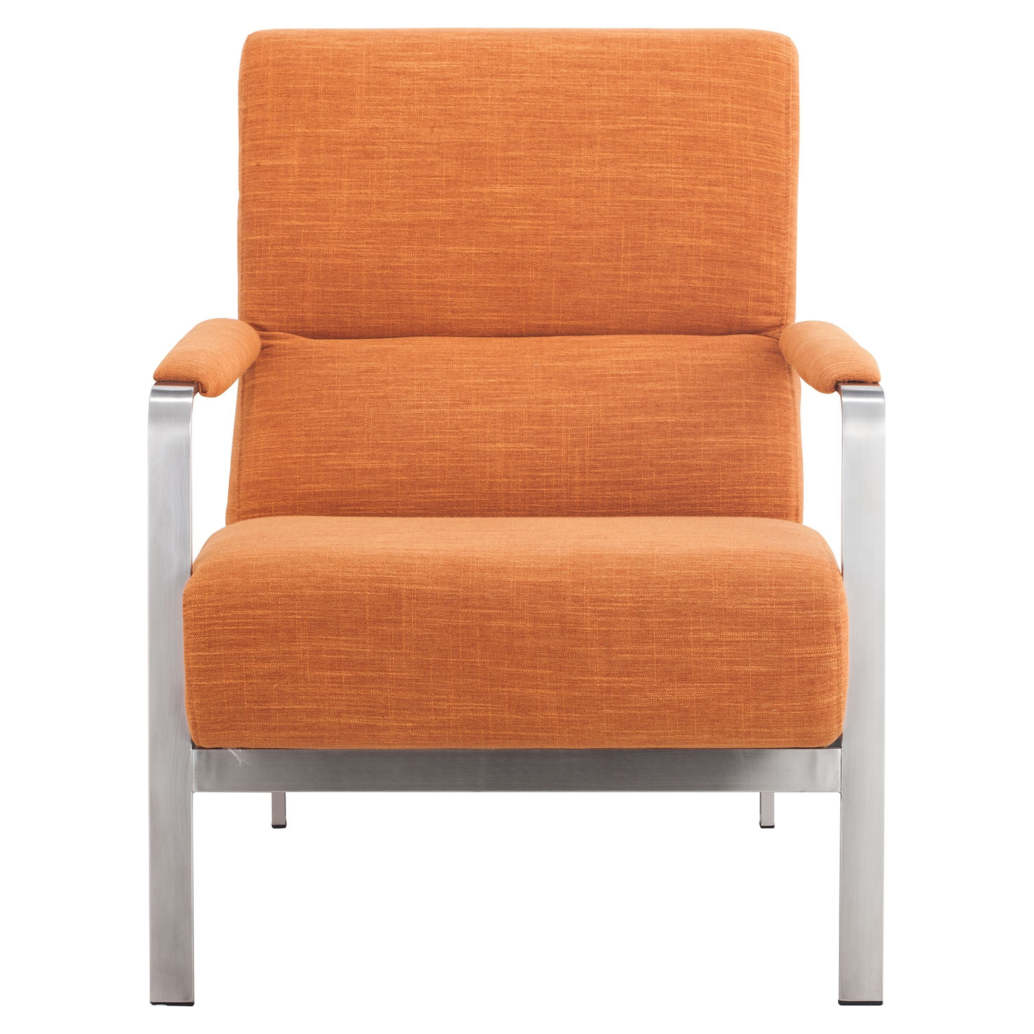Jonkoping Arm Chair - Orange - ZM-500347