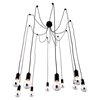 Fog Black Ceiling Lamp - ZM-50151