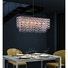 Jet Stream Clear Ceiling Lamp - ZM-50152