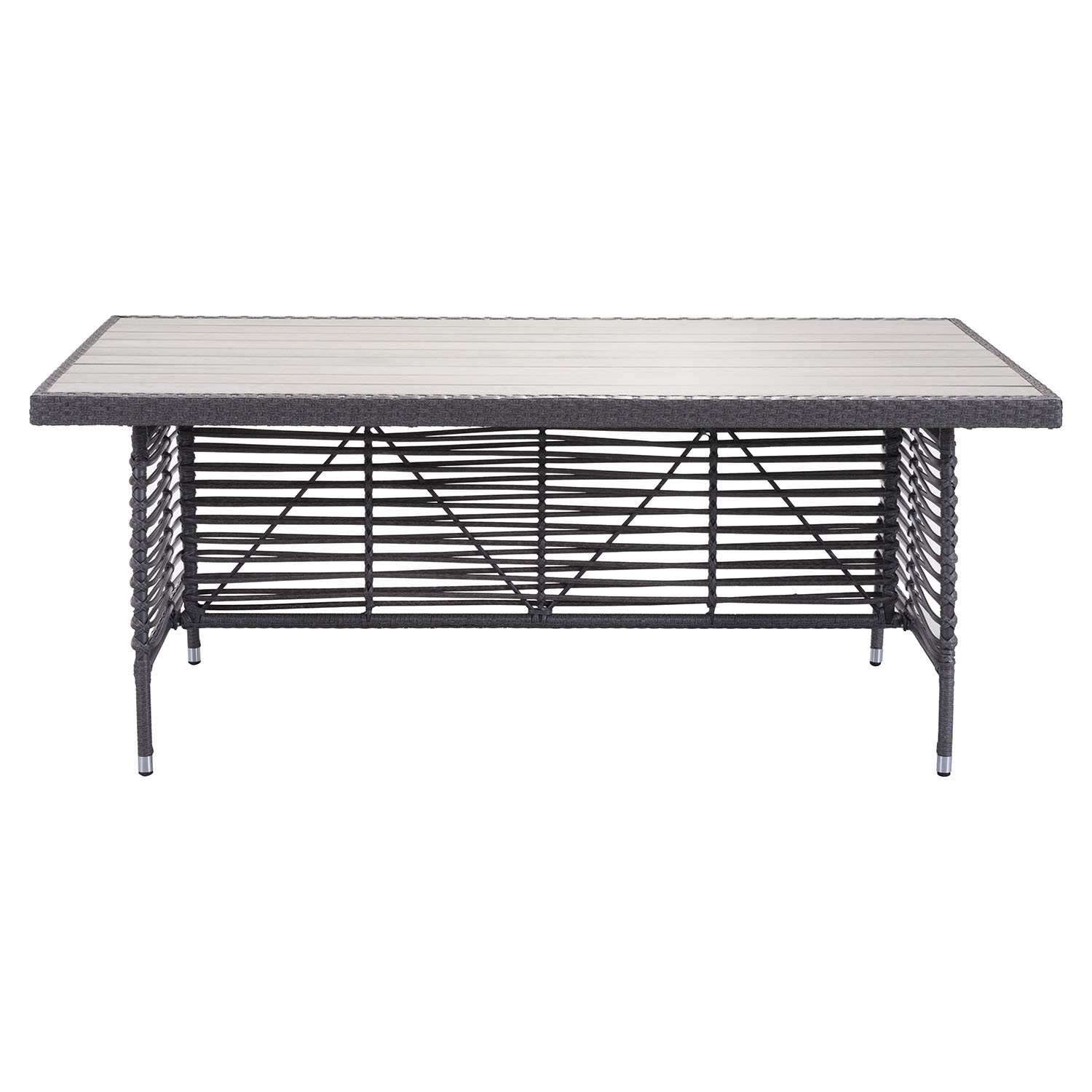 Sandbanks Gray Dining Table - ZM-703533