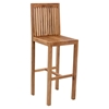 Trimaran Bar Chair - Natural - ZM-703551