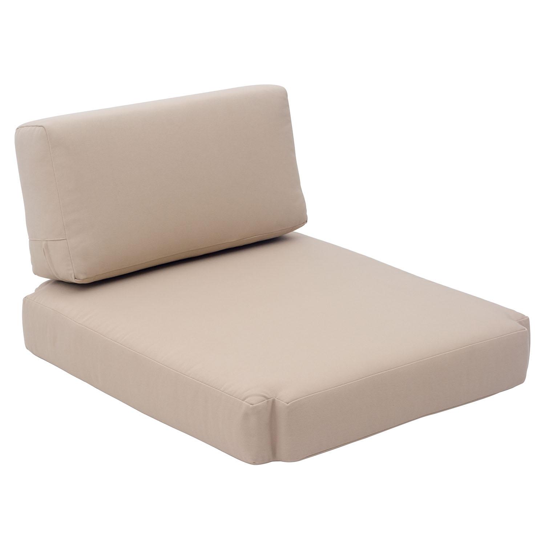 Bilander Arm Chair Cushion Beige Dcg Stores