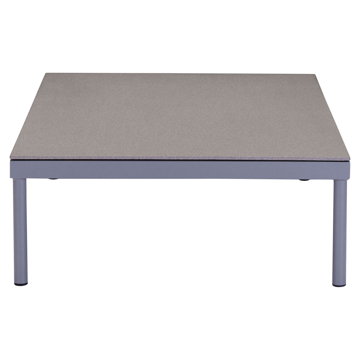 Sand Beach Coffee Table - Gray and Granite - ZM-703578