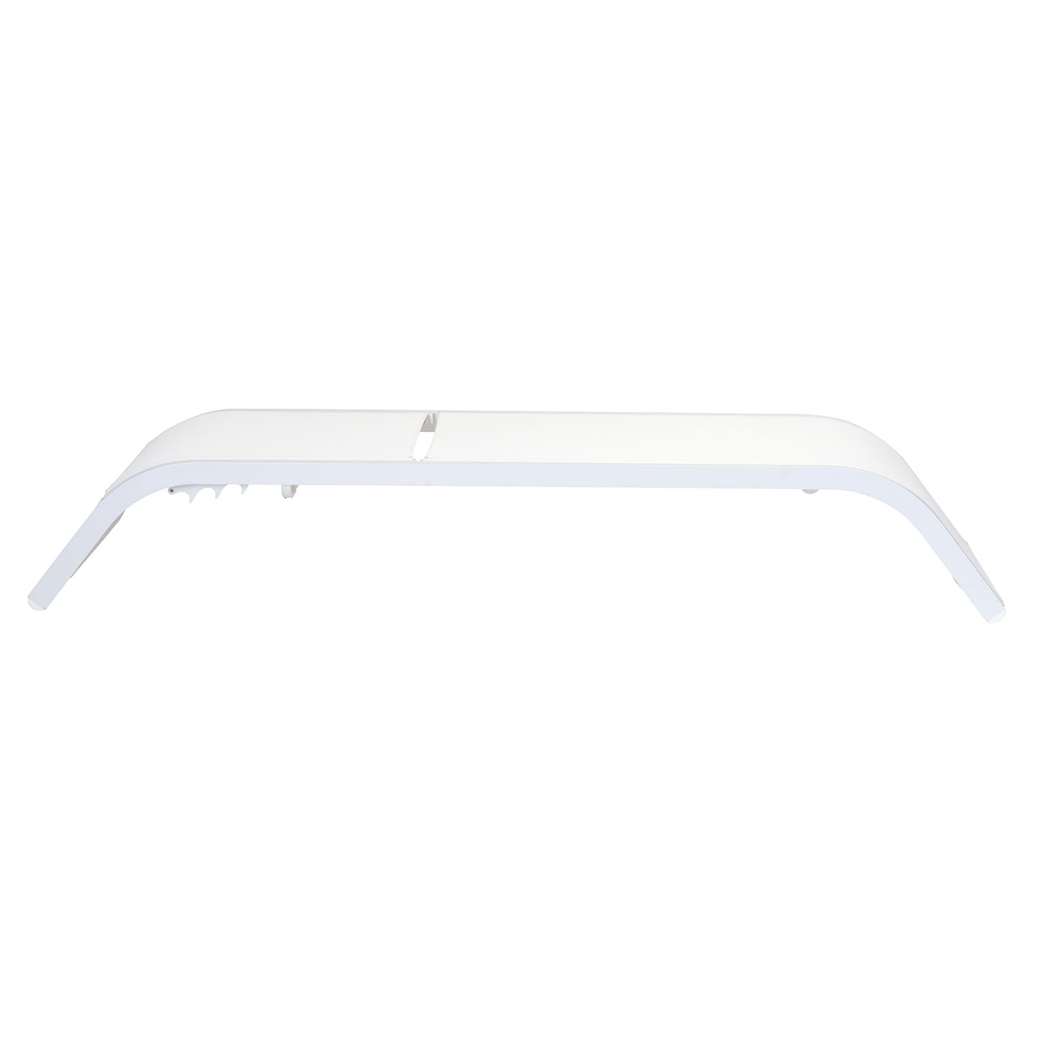 Sun Beach Chaise Lounge - White - ZM-703586