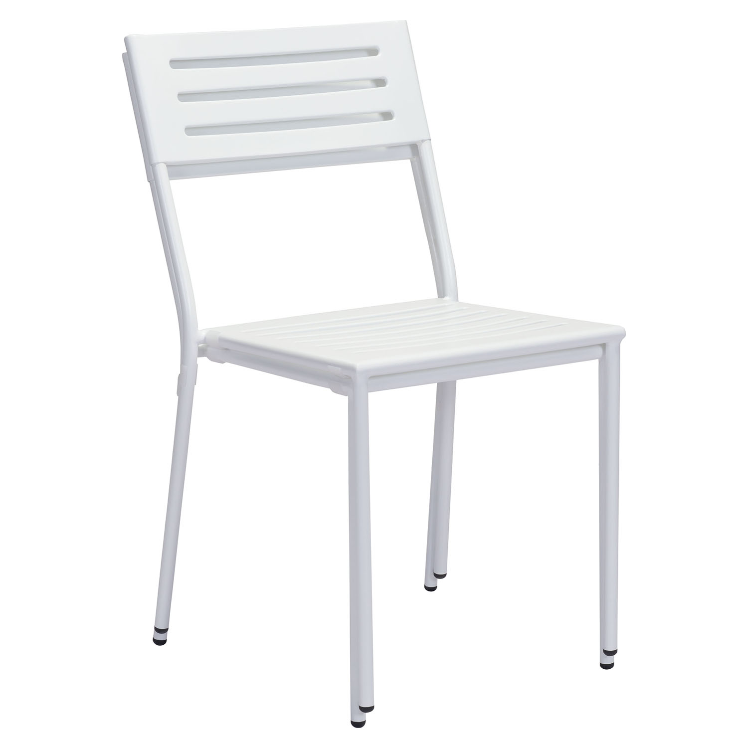 Wald Dining Chair - White - ZM-703608