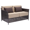 Pinery Sofa - Brown and Beige - ZM-703638