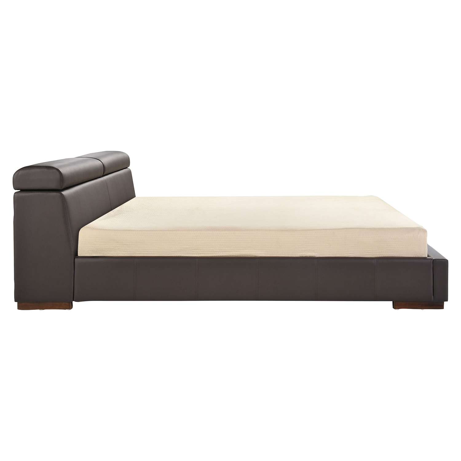 Godard Bed - Espresso - ZM-8002-ES-BED