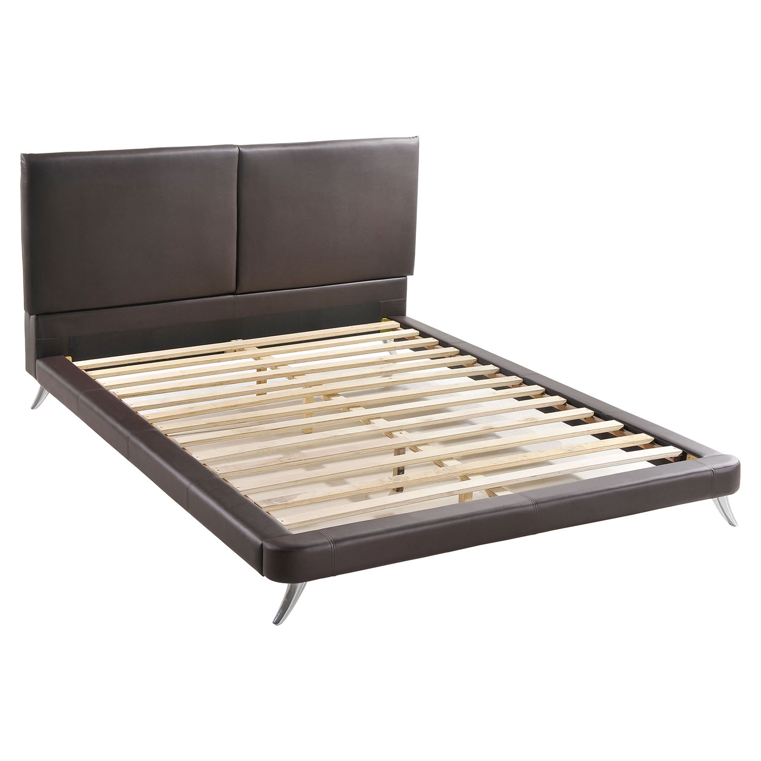 Rivette Bed - Espresso - ZM-80022-ES-BED